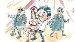 Cet ex-président pakistanais a été filmé dansant en boîte de nuit, ce qui a intrigué les