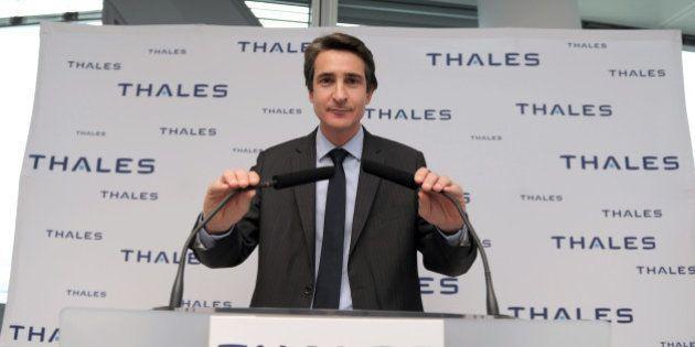La question qui fâche du HuffPost au PDG de Thales sur