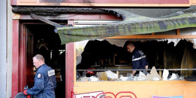 Après l'incendie meurtrier d'un bar à Rouen, le gérant et son frère mis en