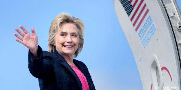Hillary Clinton repart en campagne après un repos forcé de trois