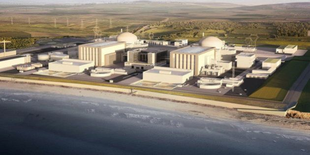 Theresa May donne son accord à la construction de l'EPR d'Hinkley