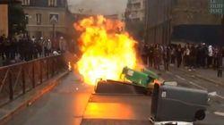 Tensions à Paris et Montpellier. Nantes et Rennes sous haute