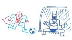 Griezmann sera la voix de Superman dans le prochain film