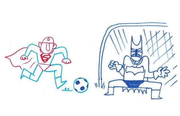 Antoine Griezmann sera la voix de Superman dans le prochain film