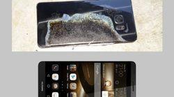 Un million de Galaxy Note 7 rappelés pour