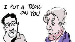Snowden se paie Fillon sur l'emploi fictif présumé de son