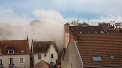 20 blessés dont deux graves dans une explosion due au gaz à