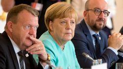 28-1 = 27 pays de l'UE réunis pour le premier sommet européen
