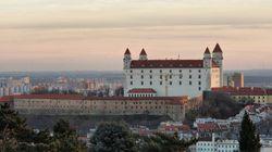 Le choix du château de Bratislava ne passe pas