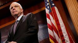 McCain et le Sénat américain giflent Trump en rejetant l'abrogation partielle de