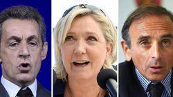 Doublée par sa droite par Sarkozy et Zemmour, Marine Le Pen choisit la