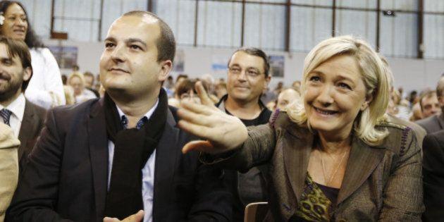 Qui est David Rachline, nommé directeur de campagne de Marine Le Pen pour l'élection présidentielle