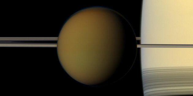 Ce composé chimique découvert sur Titan pourrait créer des membranes cellulaires, selon des