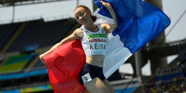 Jeux paralympiques 2016: Après Nantenin Keita sur 400 mètres, Damien Seguin décroche l'or en