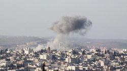 La coalition internationale a bombardé involontairement l'armée
