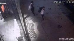 L'explosion de New York filmée en direct par des caméras de