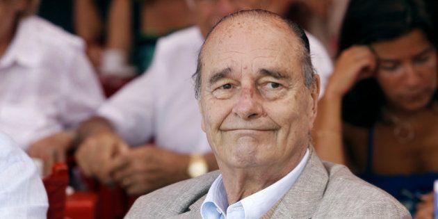 Jacques Chirac hospitalisé à Paris pour une infection