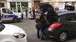 Fausse alerte à Paris: l'hypothèse d'un acte malveillant
