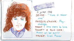 La photo de fin d'études d'Isabelle Boulay vaut le