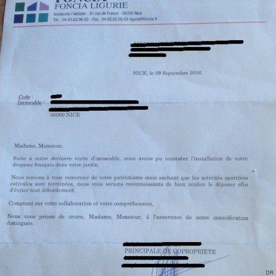 Foncia contraint de présenter ses excuses après une polémique sur un drapeau français à