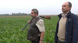 Jean-François Copé, à la chasse, parle de l'affaire Bygmalion: