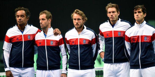 Battue par la Croatie, l'équipe de France de tennis n'ira pas en finale de Coupe