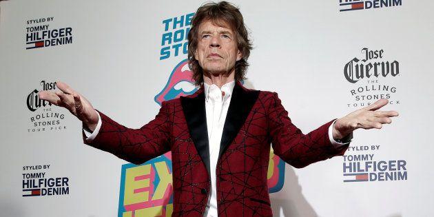 Mick Jagger dévoile deux nouveaux morceaux au ton très