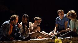 Le Dernier Testament, inspiré de James Frey mis en scène par Mélanie Laurent au Théâtre de