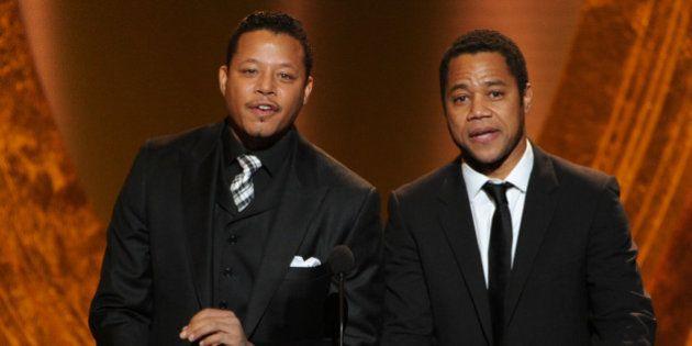 La boulette des Emmy Awards 2016 qui confondent Terrence Howard et Cuba Gooding