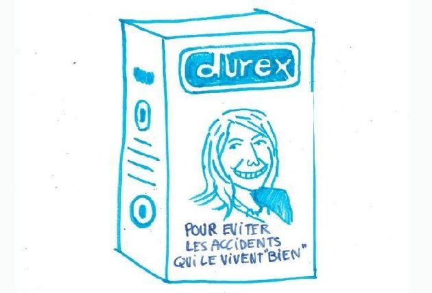 Contre l'IVG, Marion Maréchal Le Pen se présente en