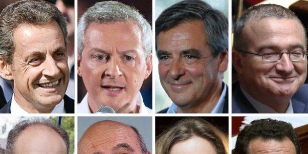 Les détails du premier débat télé de la primaire à droite révélés par