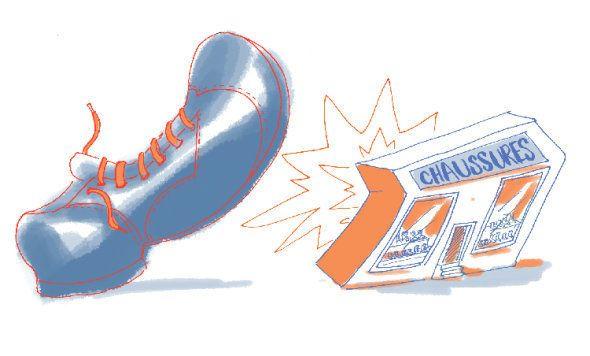 39181d41d1e73c La Halle aux chaussures va-t-elle fermer près de chez vous? La liste ...