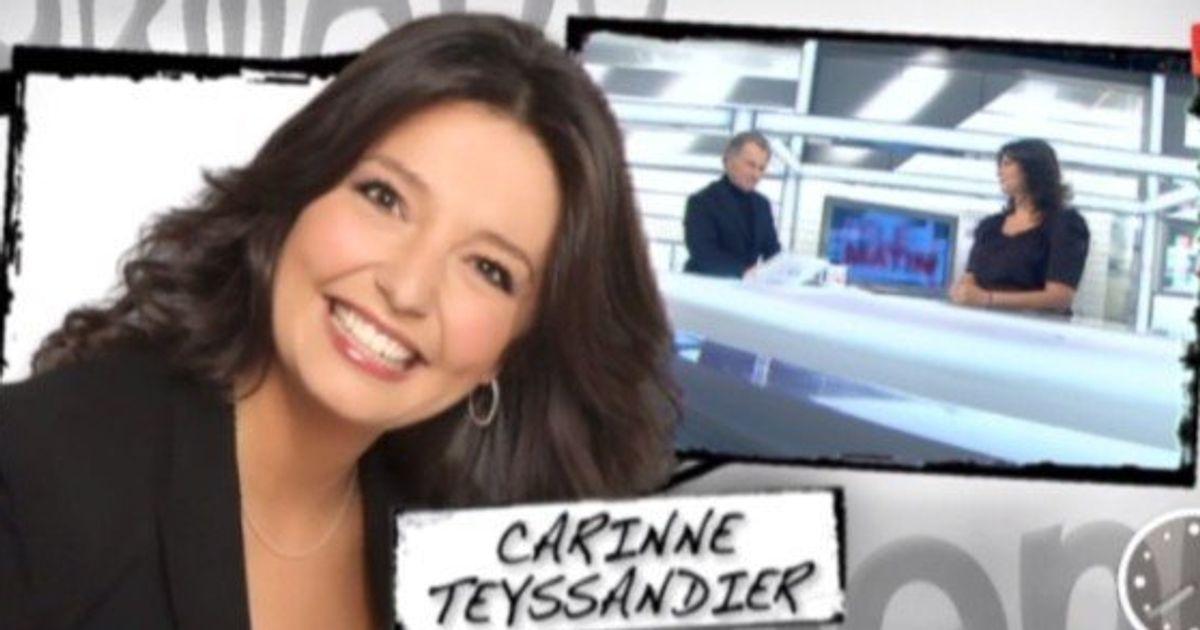 Carinne Teyssandier De Télématin Condamnée à 6 Mois De Prison Avec Sursis Le Huffpost