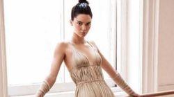 Kendall Jenner se prend pour une danseuse, c'est