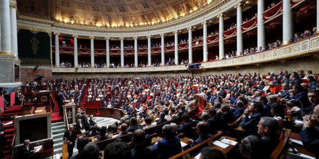 L'Assemblée refuse de prendre en compte le vote blanc dans les résultats de la présidentielle (Photo...