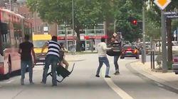 Des passants ont arrêté l'assaillant de Hambourg avec des