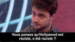 Hollywood est bien raciste selon Daniel