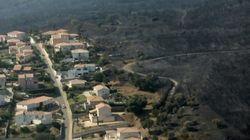 En Corse, l'incendie de Biguglia