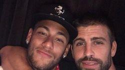 Si Neymar hésite encore à signer au PSG, Piqué, lui, a un avis tranché sur la