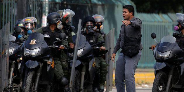 Élection au Venezuela: un candidat à l'Assemblée constituante tué par balle à son