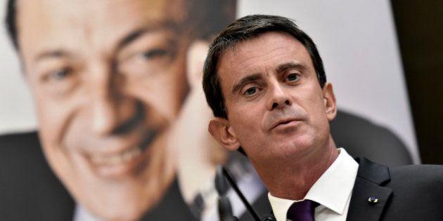 Manuel Valls défend sa proposition de revenu universel et répond à la droite sur les