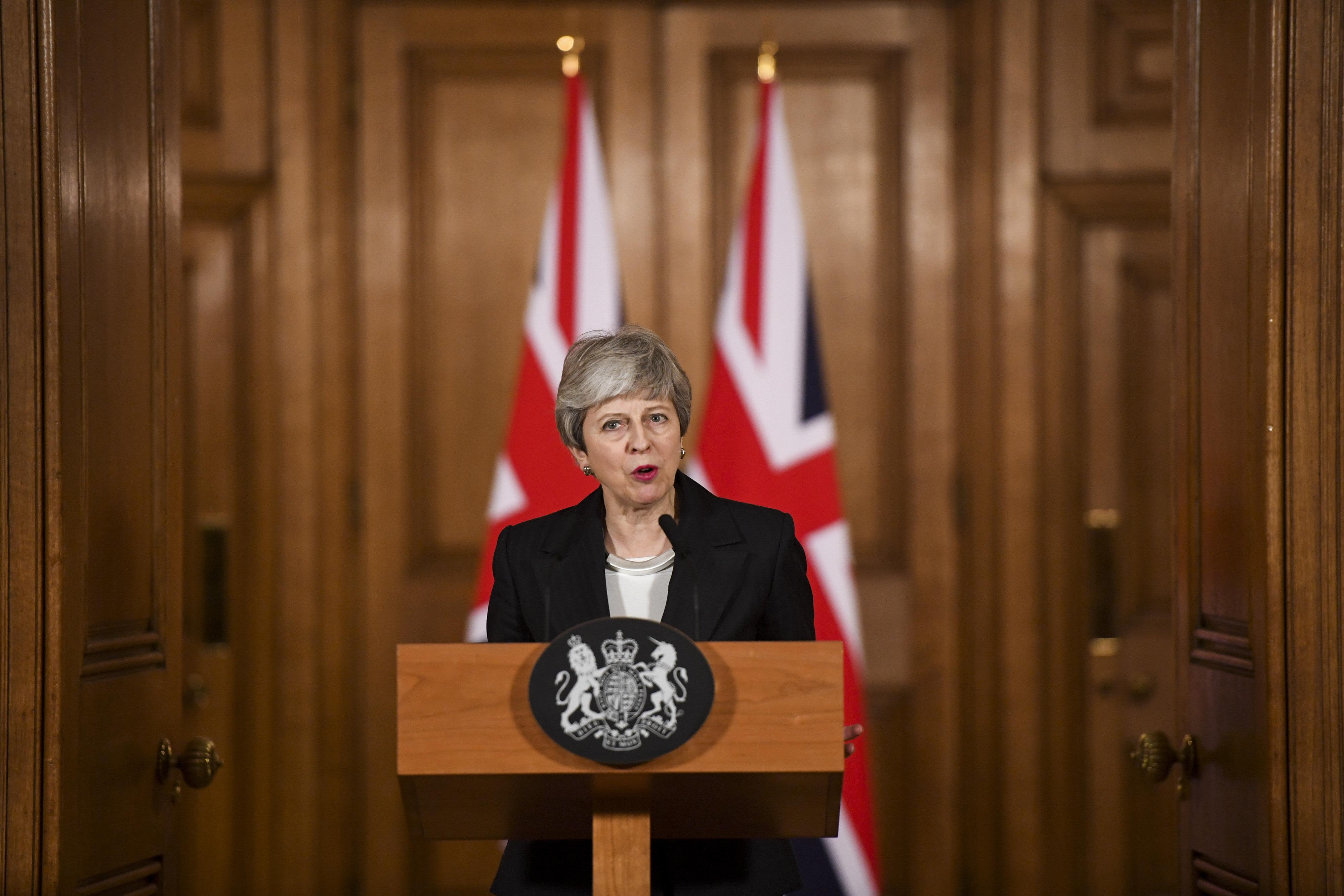 """영국 브렉시트가 점점 """"엉망진창""""이 되어가고"""