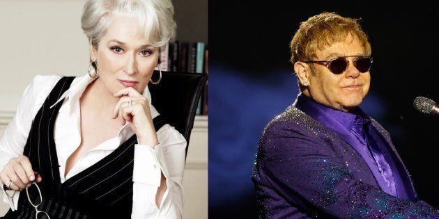 Elton John va composer la musique de la comédie