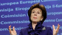 Une ex-commissaire européenne à la concurrence avait un compte