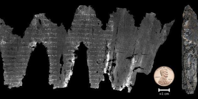 Grâce à la science, la plus vieille version manuscrite de l'ancien testament enfin