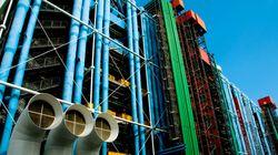Saviez-vous que les couleurs des tuyaux du centre Pompidou ont un