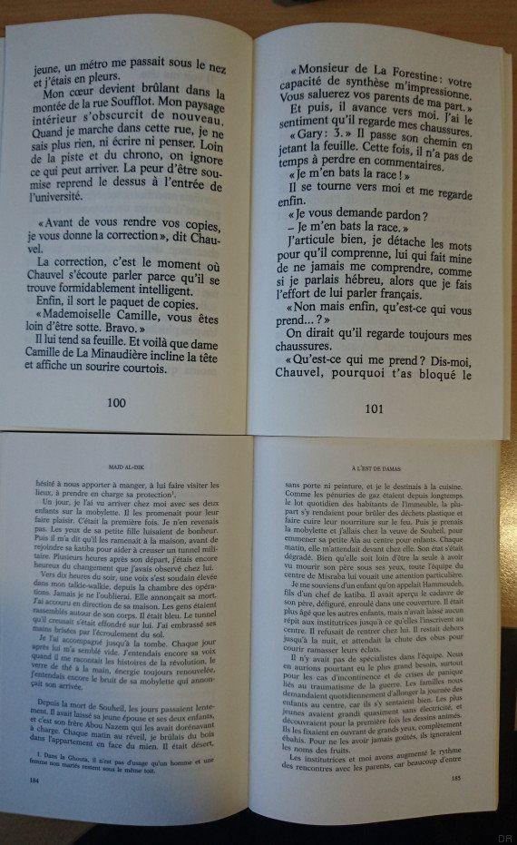 Les gros caractères donnent une seconde vie aux livres (même auprès des jeunes fatigués par les