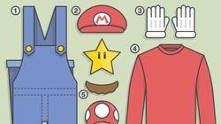 Dans la vraie vie, combien coûteraient les costumes de Mario ou