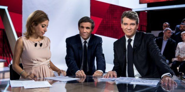 Arnaud Montebourg signe l'une des pires audiences pour une émission politique de France