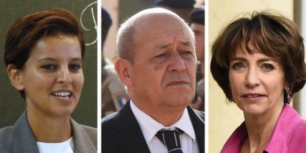 Touraine, Le Drian, Vallaud-Belkacem... les ministres des bonnes nouvelles au service de François